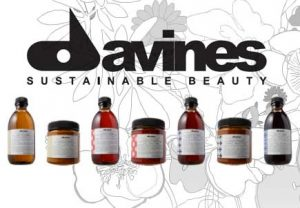 davines-sustainable Logo